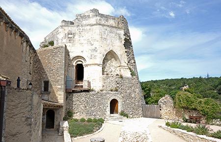 Chateau et Rotonde