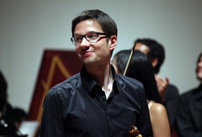 Olivier Briand violon baroque